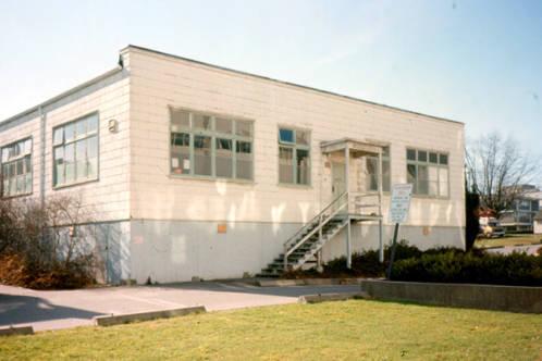 Hut B-6, University of British Columbia Archives, UBC 105.1/259